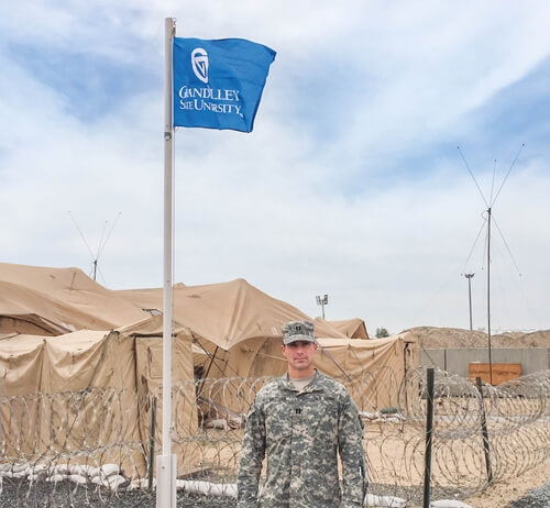 Read article Physician assistant finds  career destination in National Guard